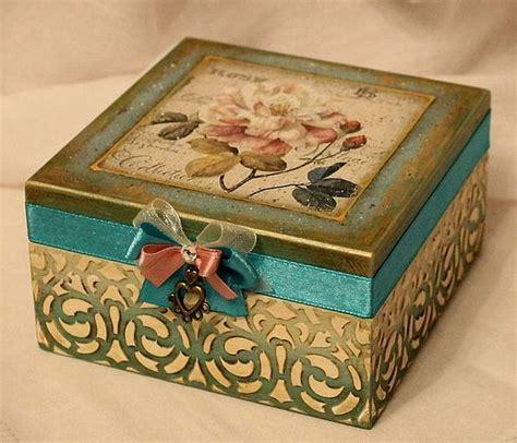 Decoupage Boxes Ideas - decoupage ideas