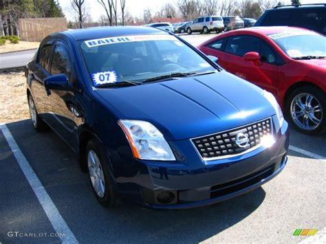 blue 2007 nissan sentra 2007 blue onyx metallic nissan sentra 2 0 62311892