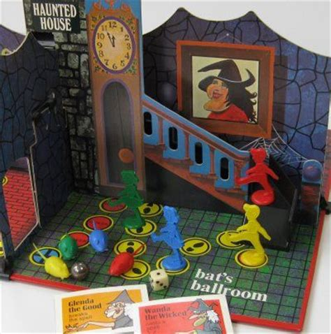 haunted house game denys fisher haunted house board game 1970 s 1970 s pinterest houses game and