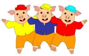 3 pigs clipart cliparthut free clipart