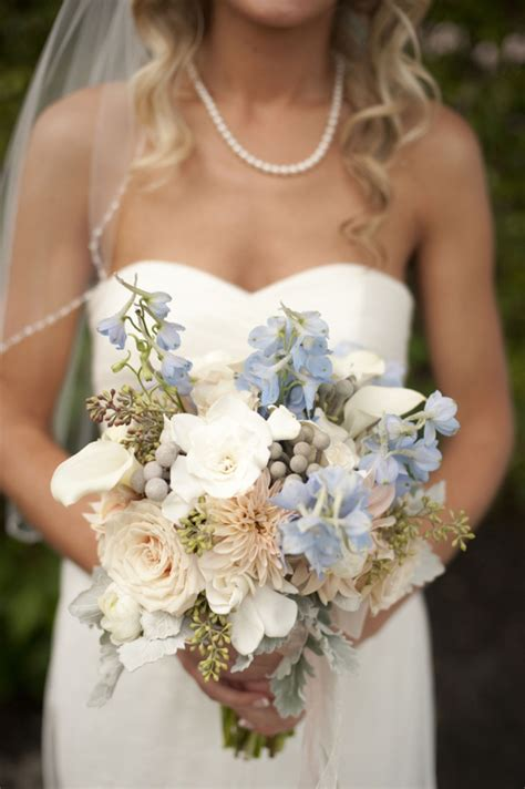 chic light blue and wedding every last detail