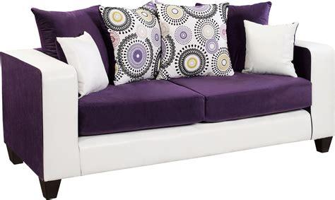purple velvet sofa sale riverstone implosion purple velvet sofa from renegade