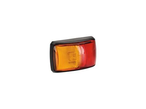 trailer marker lights requirements narva led side marker red amber trailer clearance light