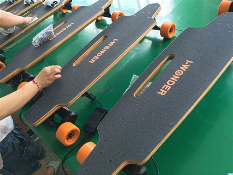 7 Wonders Board Ready New i sk d are ready for shipment electricskateboarding