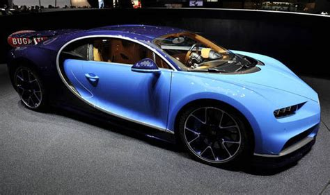 How Fast Is The Bugatti Chiron by Bugatti Chiron Car Launched And It S Really Fast