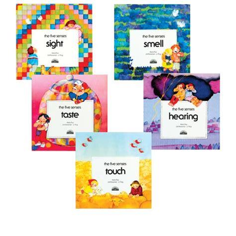 Large Popup Book Series the five senses book series