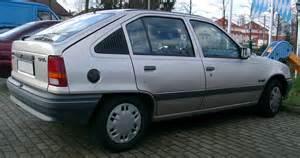 Opel Kadett E File Opel Kadett E Side Jpg