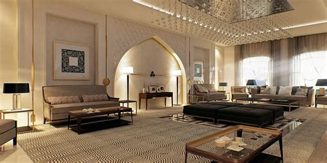 Fabrics And Home Interiors by Modern Islamic Interior Design Cas