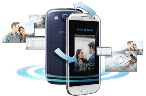 Handphone Samsung Galaxy Beam how to use s beam to files on your samsung galaxy s iii