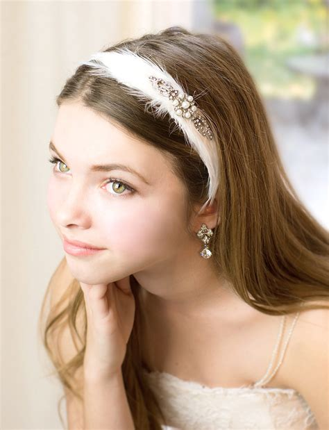 1920 bridal hair styles 1920s gatsby inspired wedding hairstyles modwedding