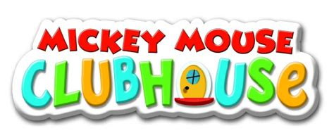 mickey mouse house club the gallery for gt mickey mouse clubhouse logo font