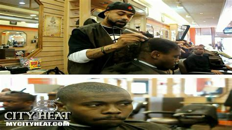 barber downtown atlanta a day in the life of stone tha barber documentary youtube