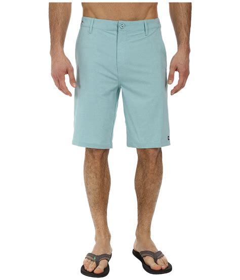 Kemeja Ripcurl 21 rip curl mirage phase boardwalk shorts 21 in blue for aqua lyst