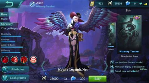 mobile legend new wallpaper mobile legend gudang wallpaper
