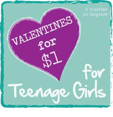 valentines gifts for teenagers a thrifter in disguise more 1 s day gifts