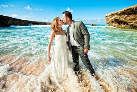 Aruba Destination Wedding   Manchebo Beach Resort & Spa