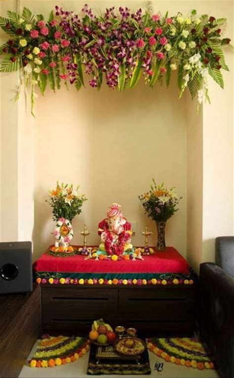Shree Ganesh Decoration by 861 Best Images About Altars Shrines Temples On