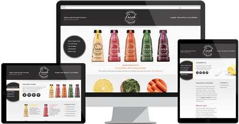 a fresh wellness mindset personalize your food find your about gluten books project fresh food drink website design digital