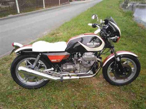 Braun B Triumph 2852 by Moto Guzzi 1000sp Top 1a Scrambler Caferacer No Bestes