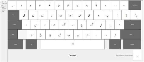 microsoft word urdu keyboard layout a comprehensive keyboard layout for urdu hamza shad