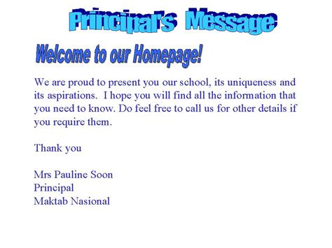 welcome to our home page