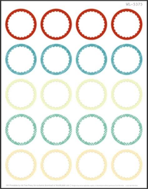 printable label round 2 round free printable labels 20 per sheet printables