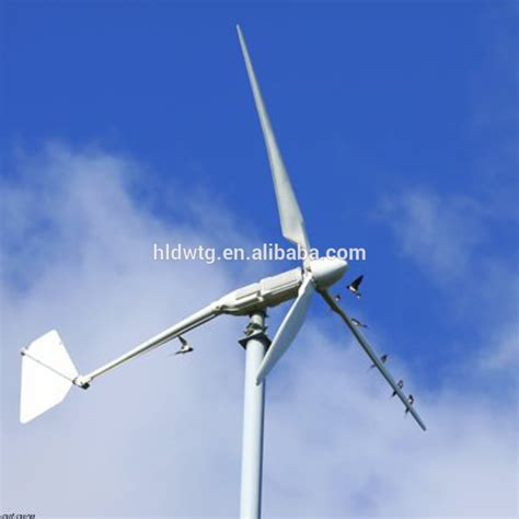 hld small wind generators 3kw wind turbine price 3kw wind