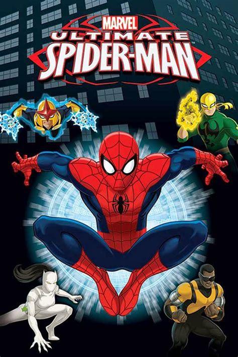 imagenes de ultimate spider man web warriors h 233 roes animados ultimate spider man