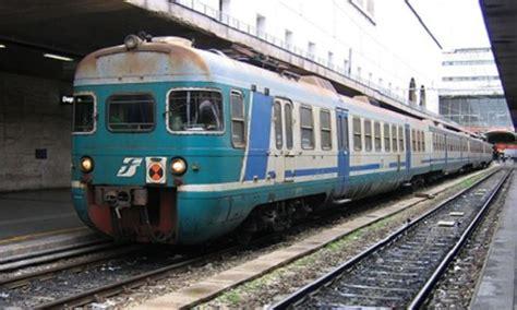 treno pavia genova traffico ferroviario in tilt sulla linea pavia