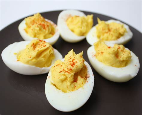 deviled eggs appetizer recipe gluten free dairy free
