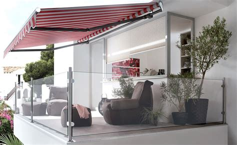 schöner sichtschutz idee windschutz balkon