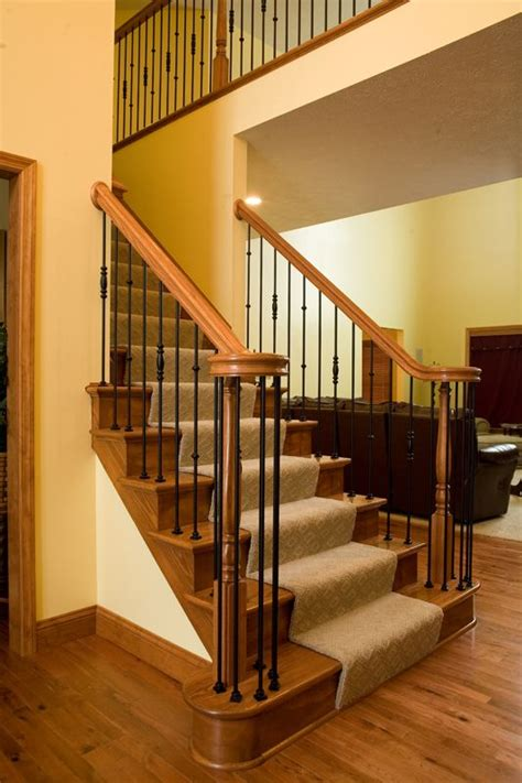 Indoor Railings And Banisters 1000 images about railing in dr on mantels wrought iron stair railing and stairs