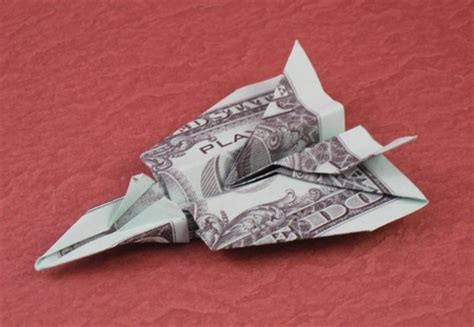 Dollar Bill Origami Airplane - paper airplanes with dollar bills by duy nguyen book