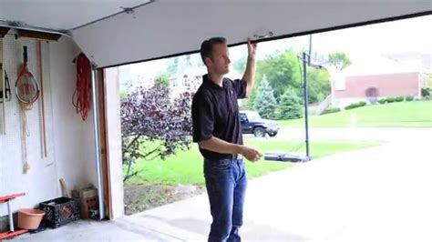 How To Manually Open Your Garage Door Clopay Youtube How To Open A Garage Door Manually