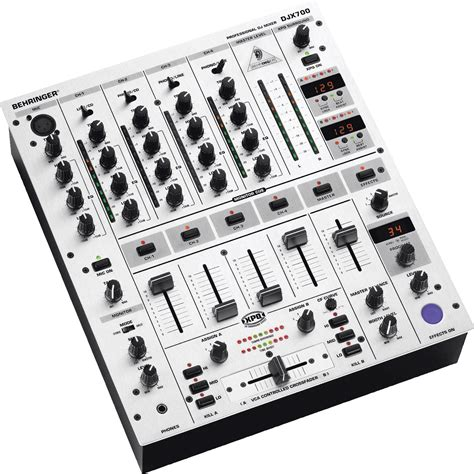 Daftar Mixer Behringer 24 Channel behringer djx700 5 channel dj mixer zzounds