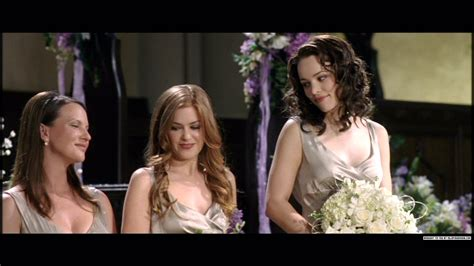Crashers Wedding by Wedding Crashers Isla Fisher Photo 776372 Fanpop