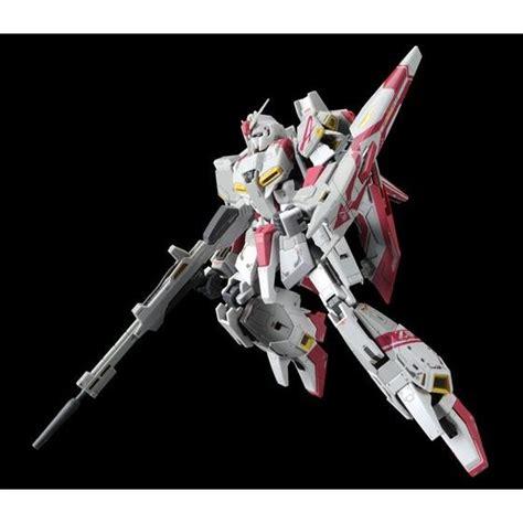 Rg Zeta Gundam Limited Color Premium Bandai limited rg 1 144 msz 006 3 zeta gundam unit 3 karaba ver start orders no 10 large official