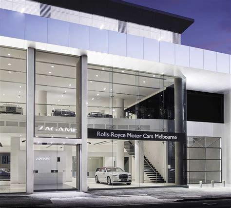 roll royce australia rolls royce motor cars opens largest australian showroom