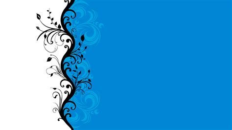 background design blue and white blue white abstract vine hd wallpaper art and paintings