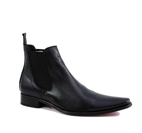mens black ankle boots mens black ankle boots cr boot