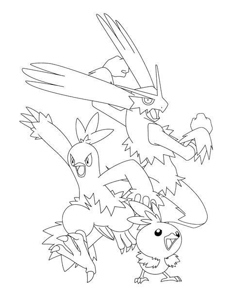pokemon coloring pages mega blaziken mega blaziken coloring pages coloring coloring pages