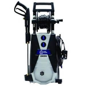 home depot electric pressure washer ar blue clean 2000 psi 1 4 gpm electric pressure washer