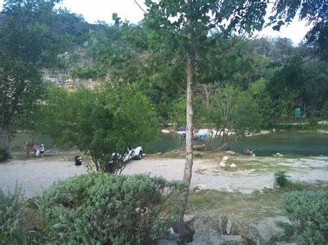 Huaco Springs Cabins by View From Rv Picture Of C Huaco Springs New