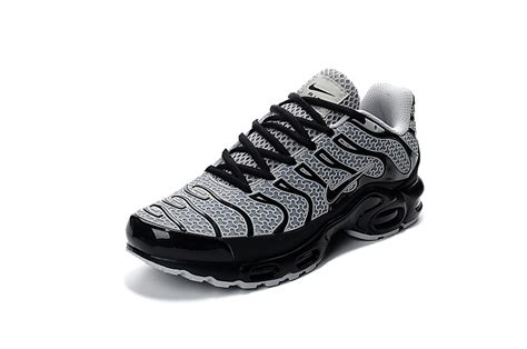 nike plus sneakers mens nike air max plus txt tn kpu grey black running shoes