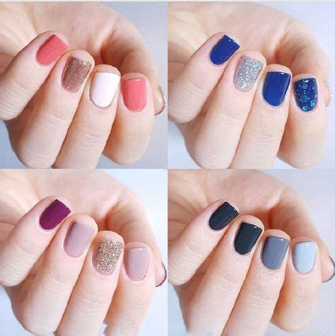 best 25 nail color combinations ideas on nail