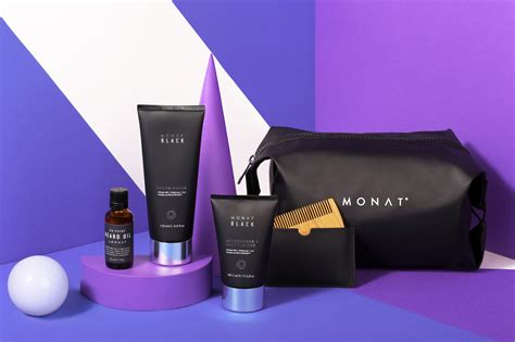 happy  beard gift set monat canada english