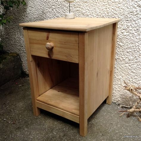 Nautical Bedside Table Ls by Item Picture Nautical Rustic Pine Bedside Cabinet