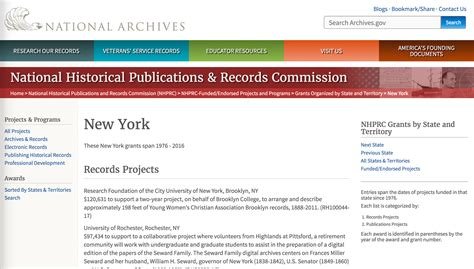 Ny State Records A Guide To New York State Genealogy Resources Part One History To