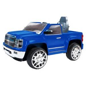 chevy silverado power wheels autos post