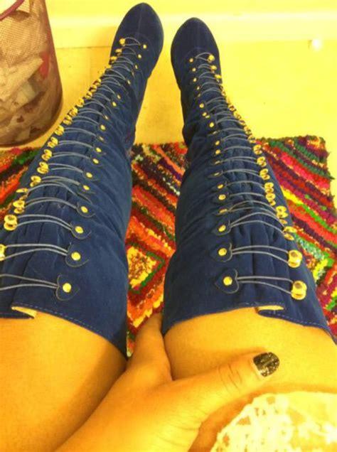 suede knee high platform high heel boots cicihot boots catalogwomen black faux suede knee high platform high heel boots